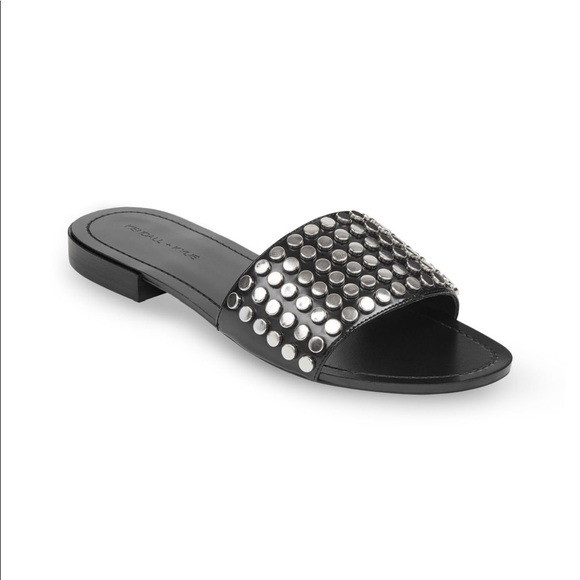 62e2a9d2d Kendall & Kylie Shoes | Nwob Kendall Kylie Kelsey Slide Sandals ...